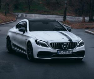 Rent a Mercedes Benz in Islamabad
